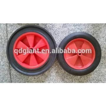 Children toy wagon rubber wheel 12''x1.75