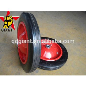 Used for wheelbarrow hard rubber wheel 13X3