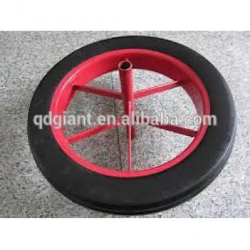 """Solid rubber wheel/ solid rubber tire 14"""""""