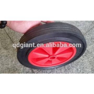 Wheelbarrow solid rubber wheels 12x1.75