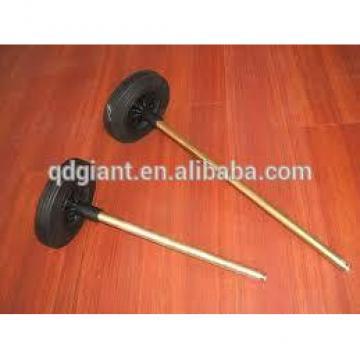 solid rubber wheel and trash bin wheel 200/50