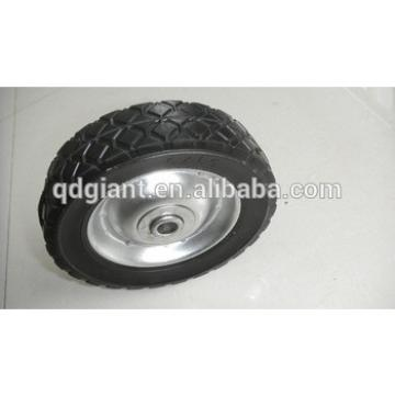 Used for barbecue cart solid wheels 6x1.5