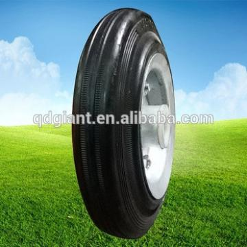 7 inch rubber wheel