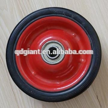 5 inch Small solid rubber tire for pressure washer