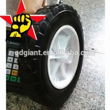 "6x1.5"",7x1.5"" , 7x1.75"",8x1.75"" plastic wheel for lawn mower"
