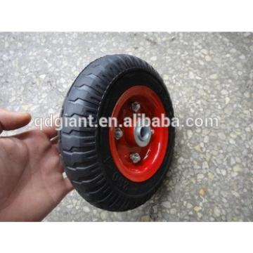 2.50-4 small solid rubber tyre for hand tool cart