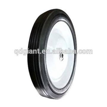 "10""*1.75"" solid rubber tire for kids wagon"
