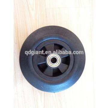 200mmx50mm small rubber tire for garbage can