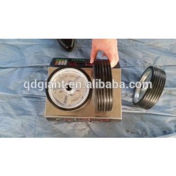 200mmx60mm rubber caster wheel