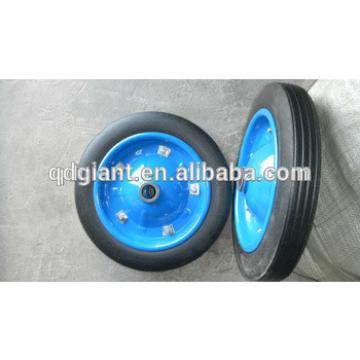 13 inch wheel barrow rubber wheel