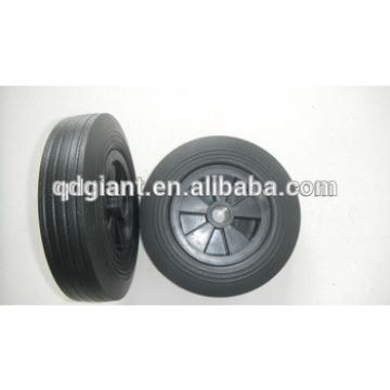 8 inch*2 inch dustbin rubber tire