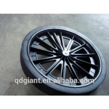 12 inch 300mm diameter 240L plastic wheels