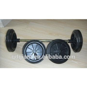 8 inch wheel for garbage cart