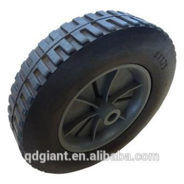 "Rubber wheel 6""x1.4"", 6""x1.75"", 8""x1.75"", 8""x2"", 10""x2.2"",10""x2.5"",13""x3"""