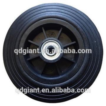 8 inch Powder Rubber Wheel for garbage bin
