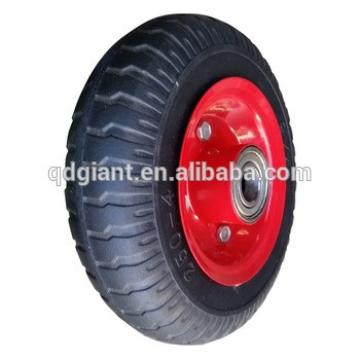 cheap 8 inch solid rubber wheel with high quality