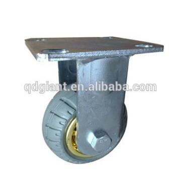 fixed and swivel caster with Elastic