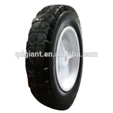 "8""x1.75"" children's wagon solid rubber wheel"