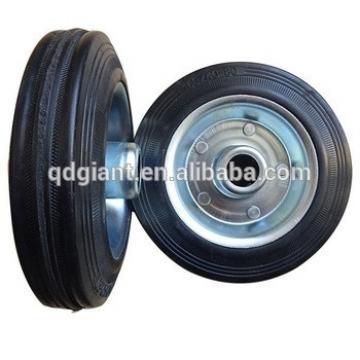 150mm hand truck rubber wheel