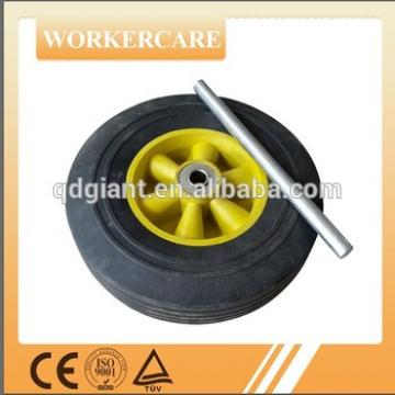 Solid Rubber Wheel 8x2.5 Used For Hand Trolley