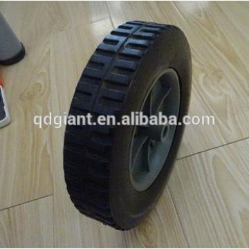 8 inch kid wagon solid rubber casters
