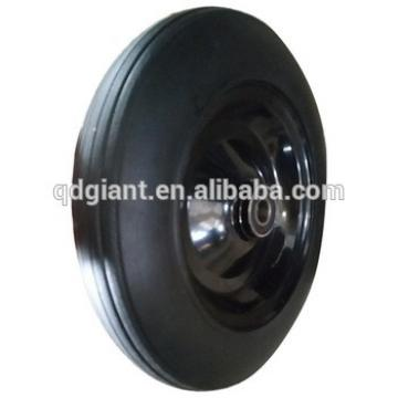 14 inch solid rubber wheel for tools