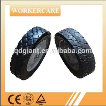 6x1.5 Small Solid rubber Wheel For Toys
