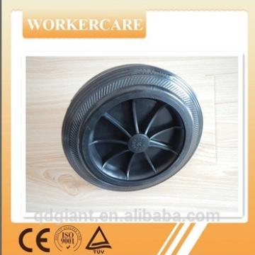 Plastic recycling wheels 8inch for 120L and 240L garbage bins