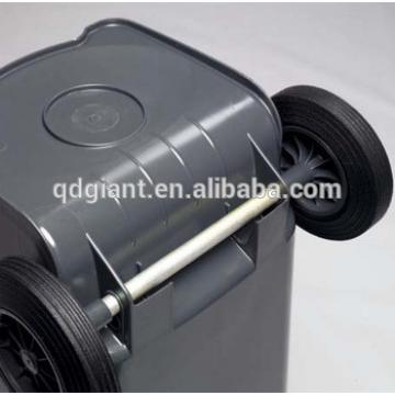 Supply 300mm solid wheel for dustbin