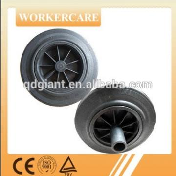 8 inch trash can solid wheel PW2017