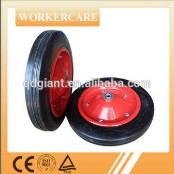 13x3 inch solid rubber tyre