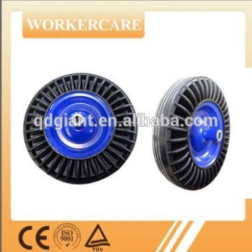 High quality heavy duty 16inch solid wheel for wheelbarrow