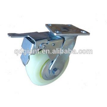 5 inch nylon utility cart wheels