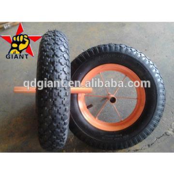 3.50-8 tyre Pneumatic rubber wheel