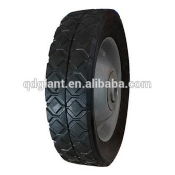 6 inch plastic rim trash bin wheels