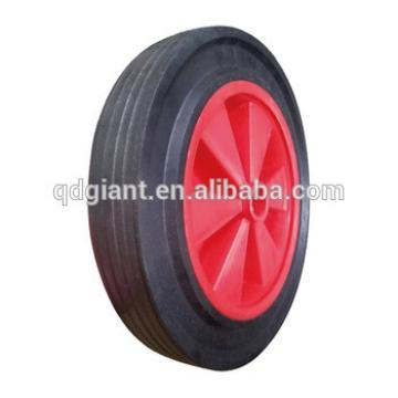 12X1.75 inch solid rubber wheels have good price