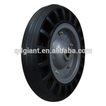 13X2.50-8 inch solid rubber wheels have good price