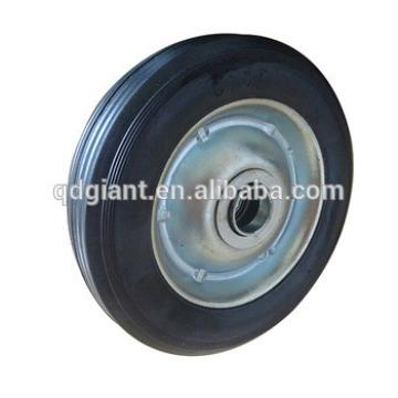 6inch solid wheel for hand truck