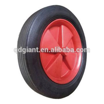 10X1.5 inch small solid wheel for toys