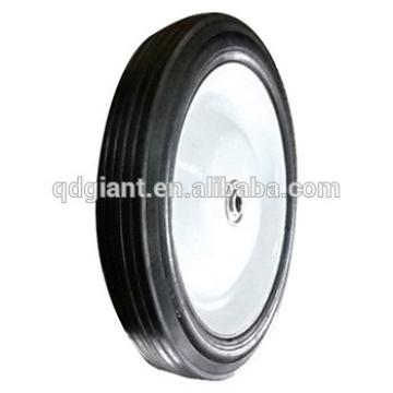 10x1.75 small solid rubber wheels