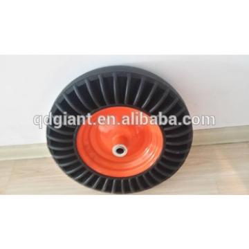 10 inch Solid Rubber Wheels Supplier for sale