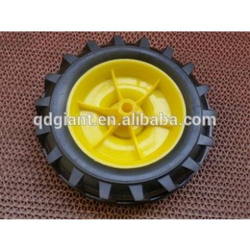 7.5inch semi solid wheel for toy cart