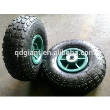 4.10/3.50-4 Pneumatic wheel for Heavy duty Hand trolley