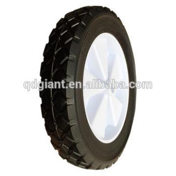8x1.75 inch Air Compressor and mini mixer solid rubber wheel