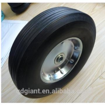 Reliance 10x2.5inch solid rubber wheel