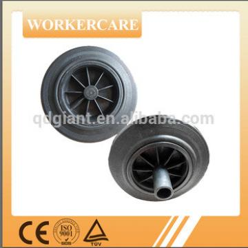 8 inch recyclable light and durable trash bin wheels