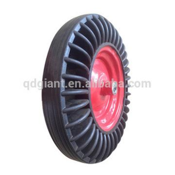 3.50-8 solid rubber wheel