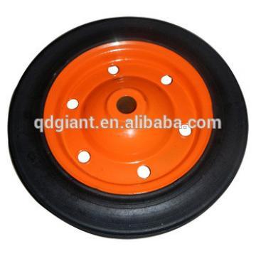 13x3 Solid Rubber Wheel for Wheelbarrow