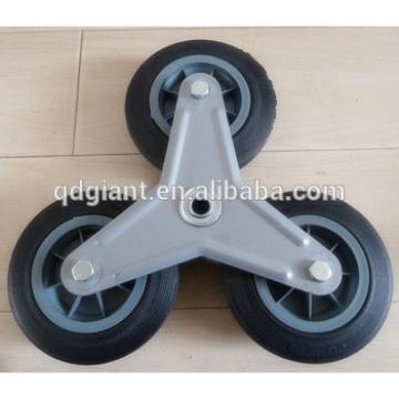 3 pcs per set 6 inches stair climbing wheels