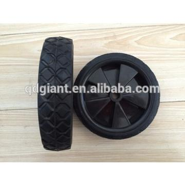 6 inch small solid tyre for dustbin